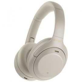 Sony WH-100XM4 Sølv