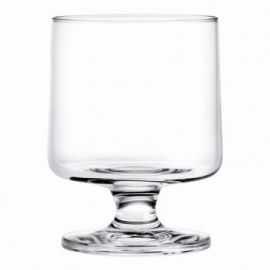 Holmegaard Stub Glas klar 21 cl 4 stk.