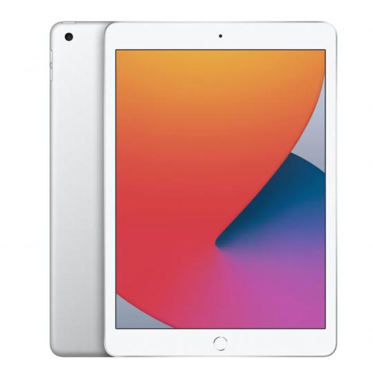 """iPad 10,2"""" MYLA2 (2020) 32 GB wi-fi (sølv)"""