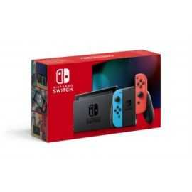 Nintendo Switch Console Rød/Blå