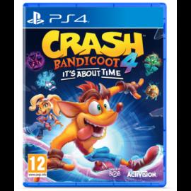 PS4: Crash Bandicoot 4: It's About Time