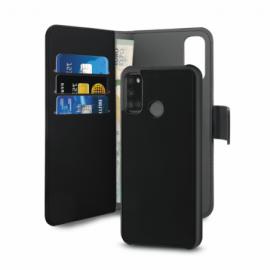 Puro Galaxy A21S Wallet cover