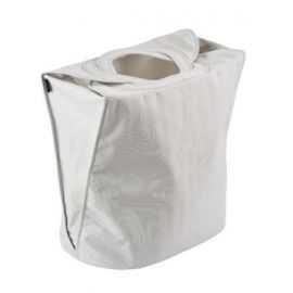 Zone Vasketøjskurv 60 L hvid
