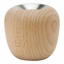 Stelton Ora Lysestage lille beech wood