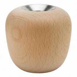 Stelton Ora Lysestage stor beech wood