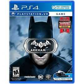 PS4: Batman: Arkham VR