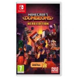 NS: Minecraft: Dungeons Hero Edition