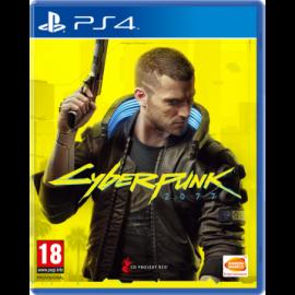 PS4:Cyberpunk 2077