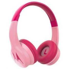 Motorola Headphones Kids 300BT Pink