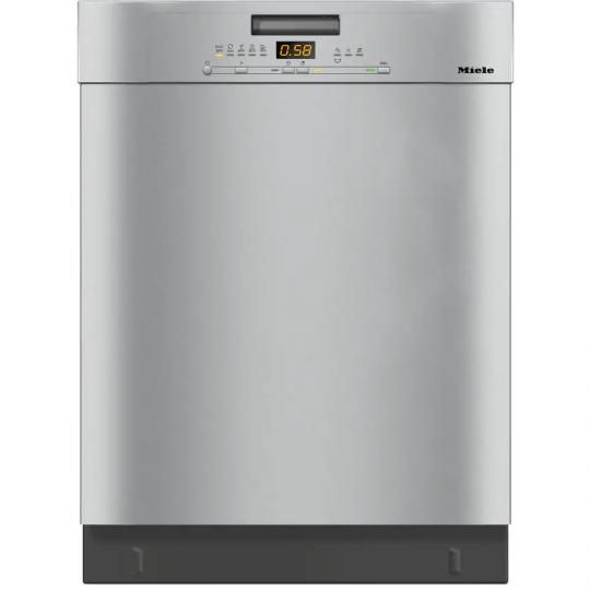Miele opvask G5022SCUCLST (stål)