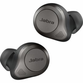 Jabra Elite 85T Sort/Titanium