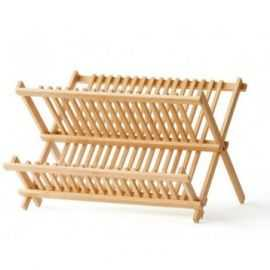 Funktion Opvaskestativ 42x35cm bambus