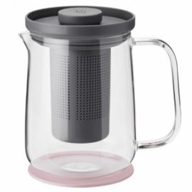 BREW-IT Tebrygger 0,7 L glas grey/rose