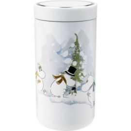 Stelton To Go Click Rejsekrus 0,2 L soft hvid