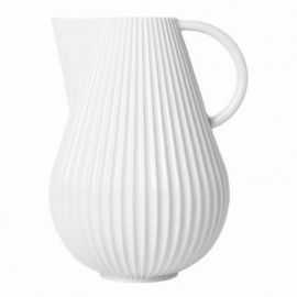 Lyngby Tura Kandevase H27,5 hvid