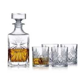 Lyngby Melodia Whiskeysæt krystal