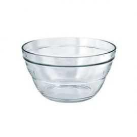 Skål Lambada Ø21,5 cm glas