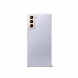 Puro Galaxy S21+ Nude Transparent Cover