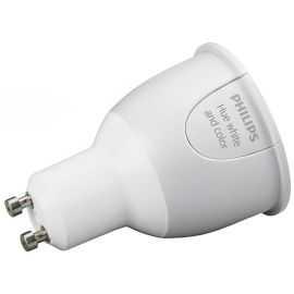 Philips el-pære HUE 6.5W GU10