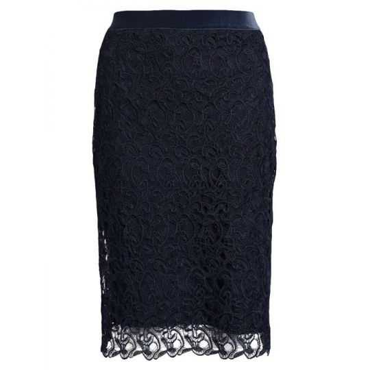 SIGNATURE SKIRT NAVY