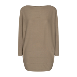 FREEQUENT PULLOVER BEIGE SAND  FQSALLY