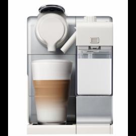 Nespresso Lattissima kapselmaskine Sølv