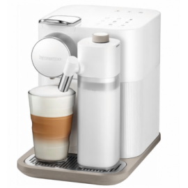 Nespresso Lattissima kapselmaskine Hvid
