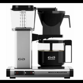 Moccamaster kaffemaskine KBG96AO Sølv