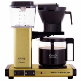 Moccamaster kaffemaskine 59149 Brass