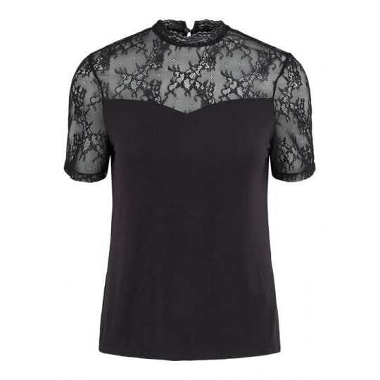 PCPINA SS LACE TOP NOOS