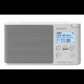 Sony DAB+ radio XDR-S41D - hvid