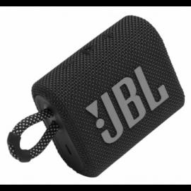JBL GO 3 BT højtaler Sort