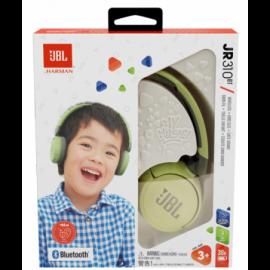 JBL Jr. 310BT on-ear trådløse Grøn