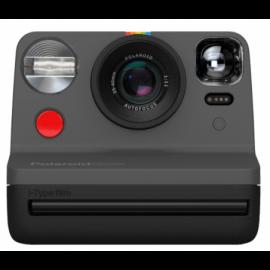Polaroid analog kamera (sort)