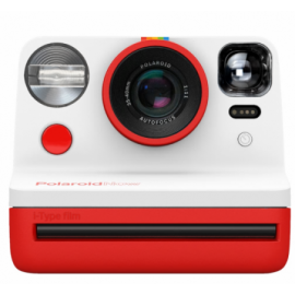 Polaroid analog kamera (rød)