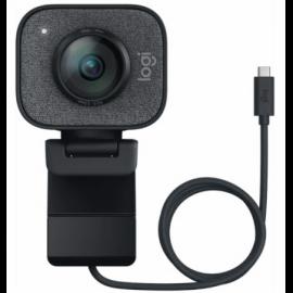 Logitech StreamCam kamera Sort