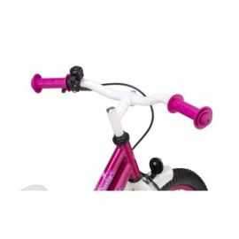 """Børnecykel 16"""" pink/hvid Sweety"""