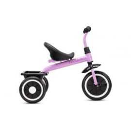 Trehjulet cykel, lys lilla