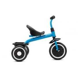 Trehjulet cykel, lyse blå