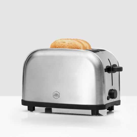 Living Toaster, flat toaster