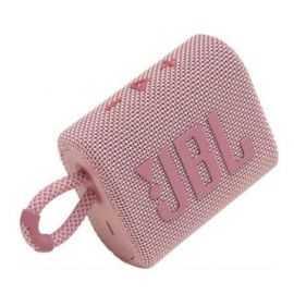 JBL GO 3 BT højtaler Pink