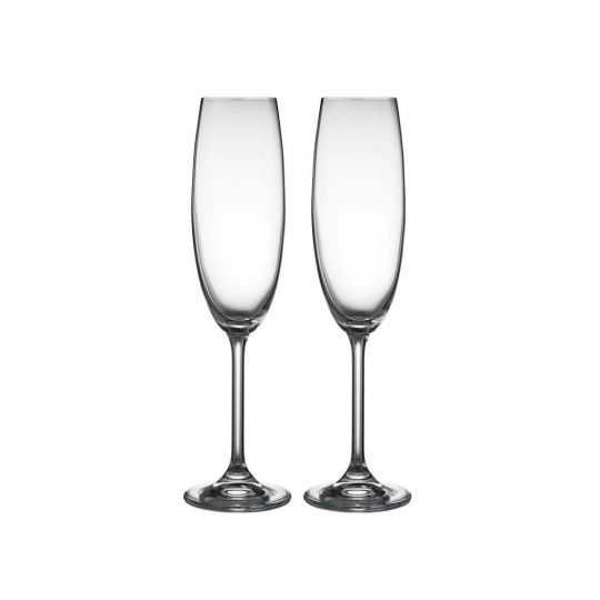 BITZ Champagneglas 4 stk. 22 cl klar