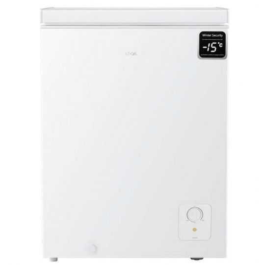 Logik Smart Climate fryser 142L L142CFW20E