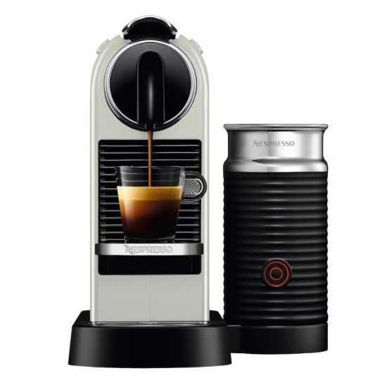 Nespresso Citiz & Milk kapselmaskine Hvid EN267WAE