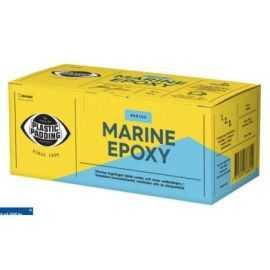 Marine Epoxy, 270g. Plastic Padding