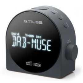 Muse M-185 CDB, Clockradio