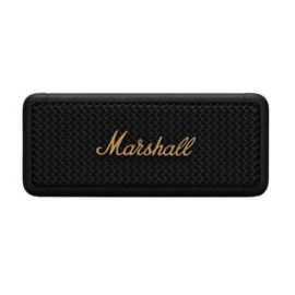 Marshall Emberton Sort/Messing