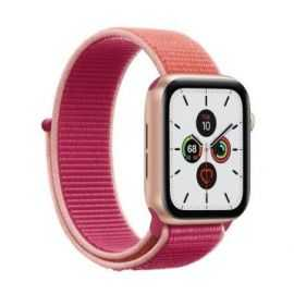 Puro Apple Watch Band, 38-40mm Nylon, Pink