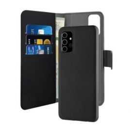Puro Samsung Galaxy A32 Wallet flipcover Sort