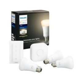 Philips Hue White trådløst lysdæmpersæt 3x 9W E27